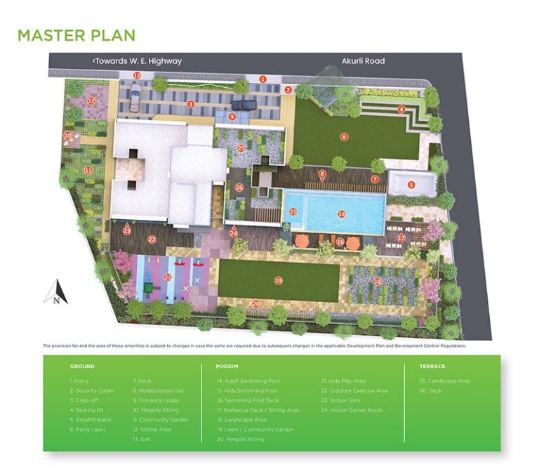 Roots Master Plan