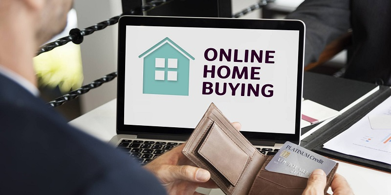 Buying property online